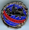 Значок за боевую службу на ПЛ (серебристый)